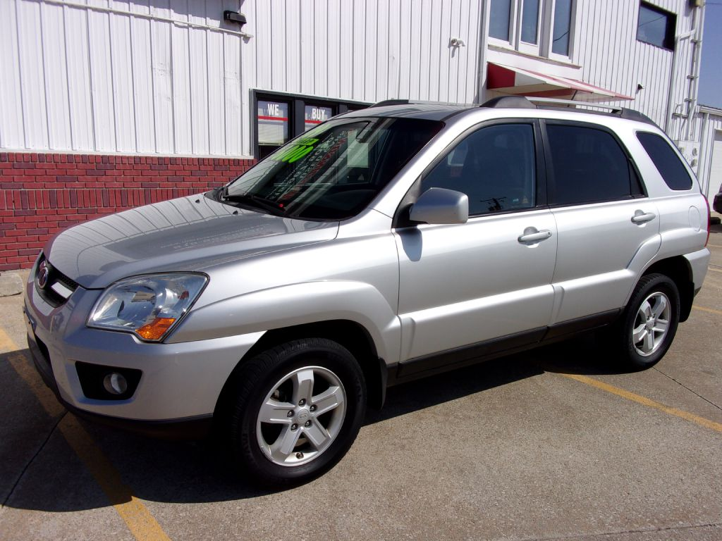 2009 Kia Sportage  - Martinson's Used Cars, LLC