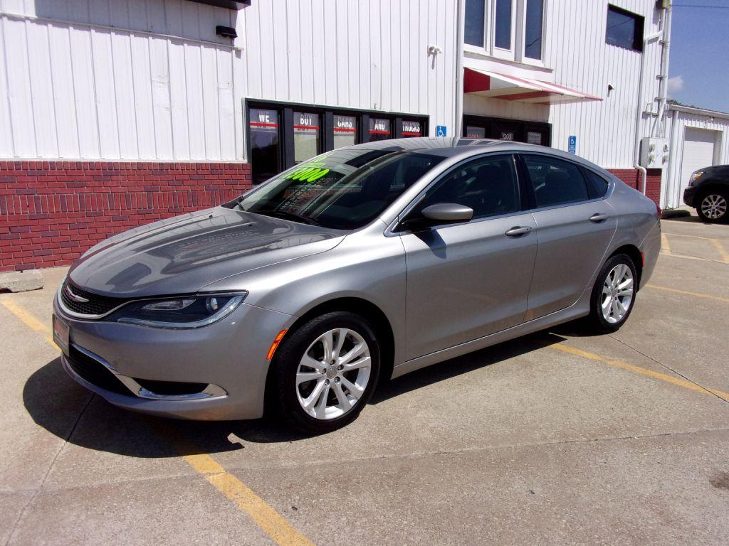 2016 Chrysler 200  - Martinson's Used Cars, LLC