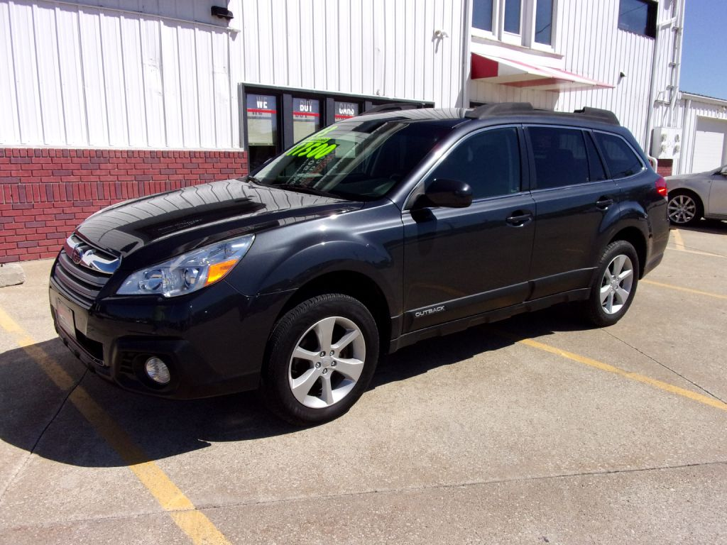 2013 Subaru Outback  - Martinson's Used Cars, LLC