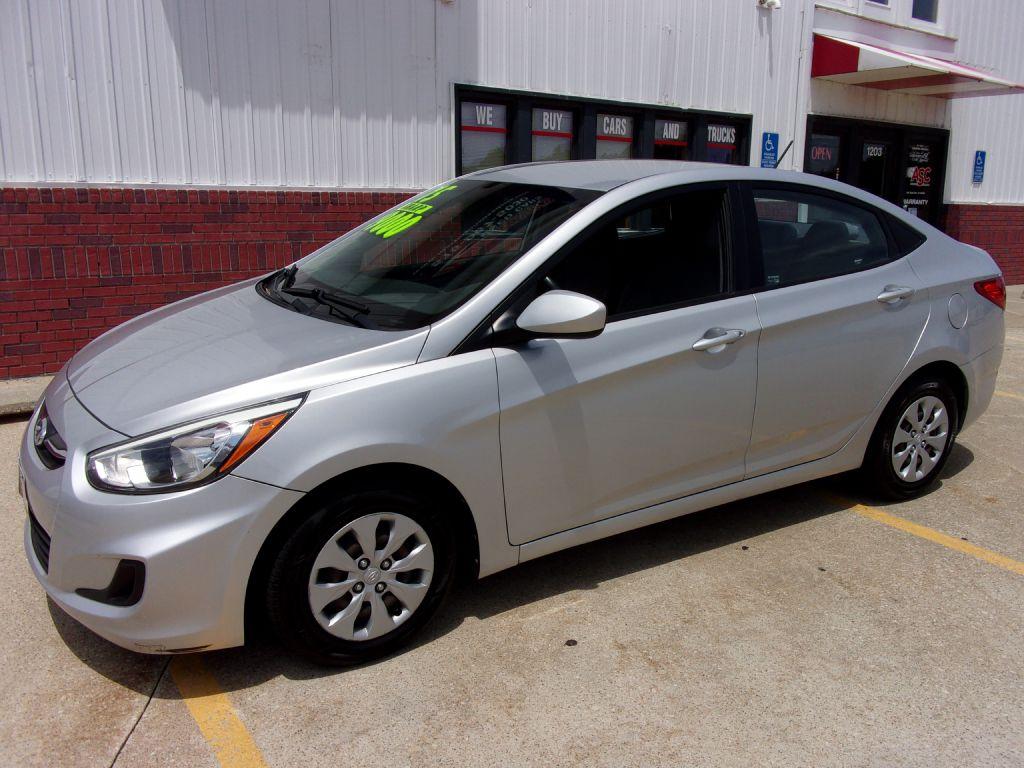2015 Hyundai Accent GLS  - 817346  - Martinson's Used Cars, LLC