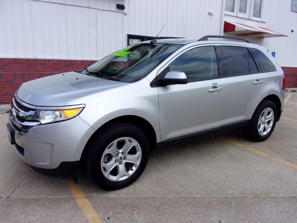 2014 Ford Edge  - Martinson's Used Cars, LLC