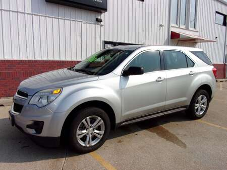 2014 Chevrolet Equinox LS for Sale  - 112970  - Martinson's Used Cars, LLC