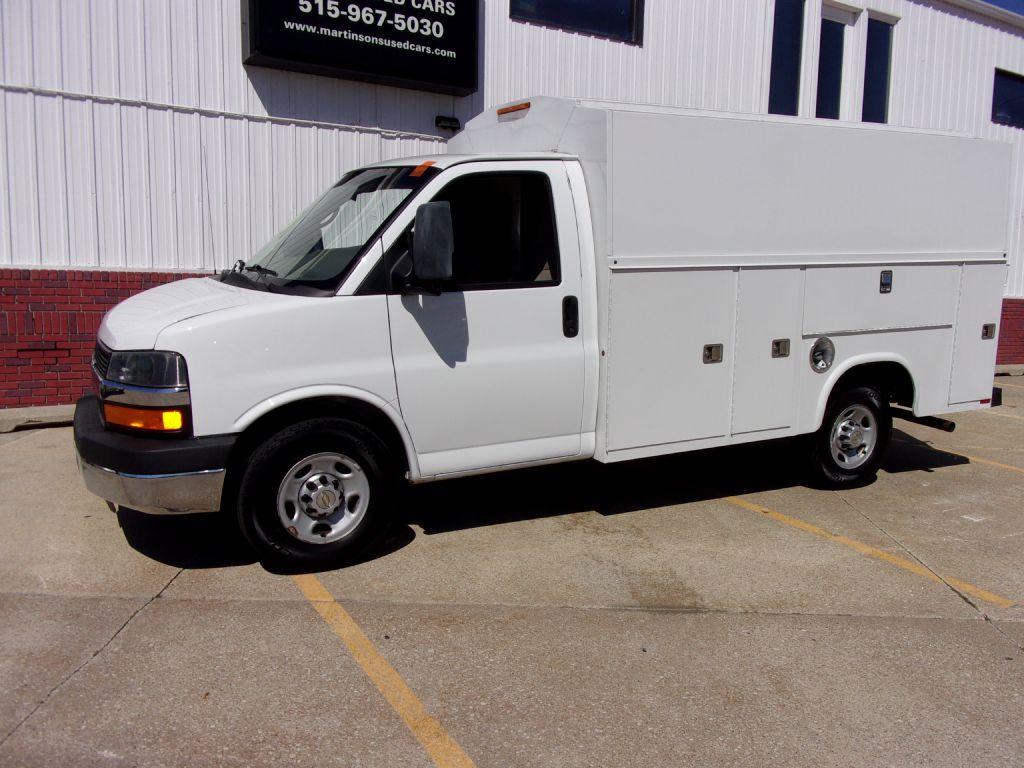 2013 Chevrolet EXPRESS G3500  - Martinson's Used Cars, LLC
