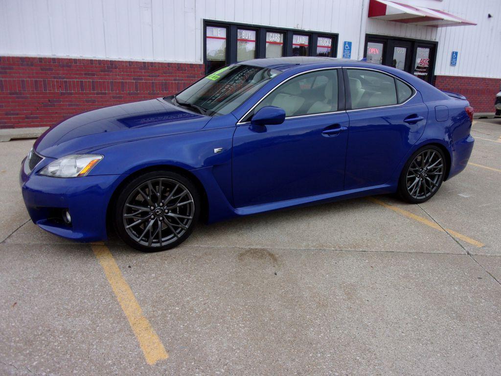 2010 Lexus IS  - Martinson's Used Cars, LLC