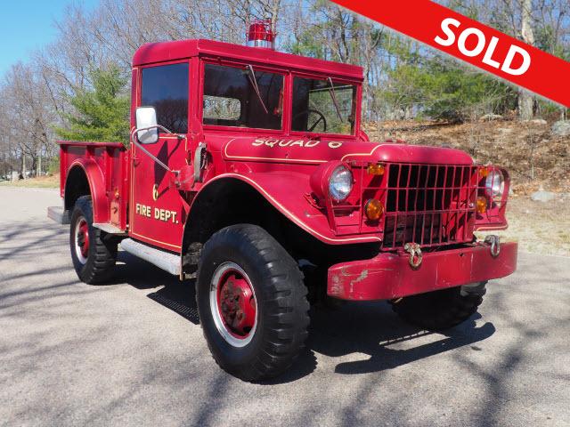 1954 Dodge T245  - 358322  - Classic Auto Sales
