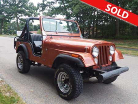 1976 Jeep Cj-5 4WD for Sale  - 099494  - Classic Auto Sales