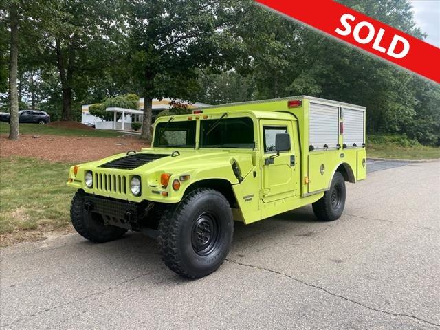 1997 AM General Hummer H1  - 175539  - Classic Auto Sales