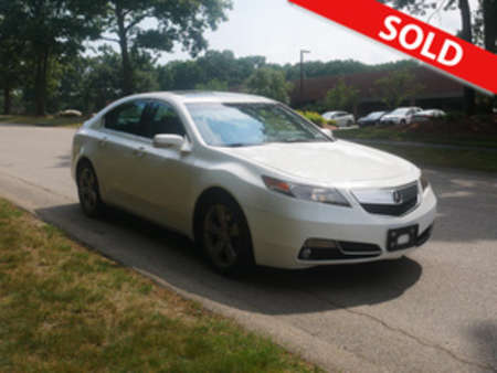 2013 Acura TL SH-AWD w/Tech for Sale  - 002144  - Classic Auto Sales