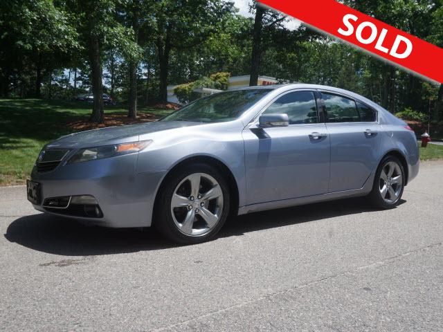 2012 Acura TL  - Classic Auto Sales