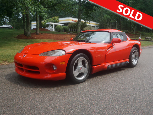 1993 Dodge Viper  - Classic Auto Sales
