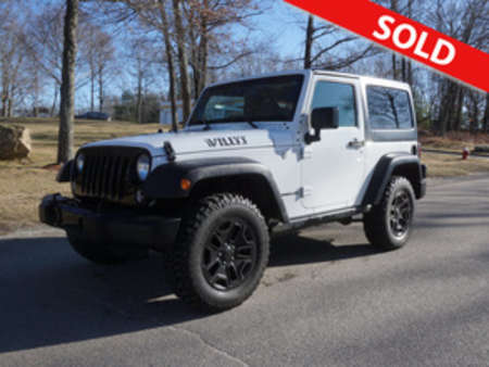 2016 Jeep Wrangler Sport for Sale  - 251979  - Classic Auto Sales