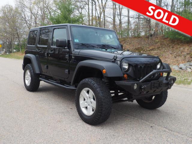 2012 Jeep Wrangler  - Classic Auto Sales