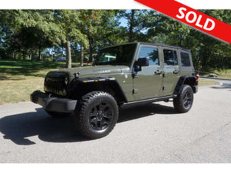2016 Jeep Wrangler Willys Wheeler for Sale  - 166983  - Classic Auto Sales