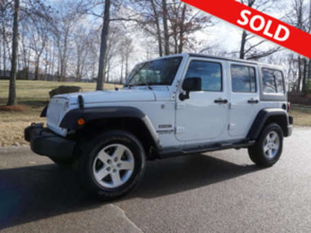 2017 Jeep Wrangler Sport for Sale  - 504621  - Classic Auto Sales