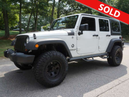 2012 Jeep Wrangler Unlimited Sport for Sale  - W-13436  - Classic Auto Sales