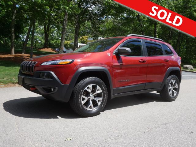 2016 Jeep Cherokee  - Classic Auto Sales