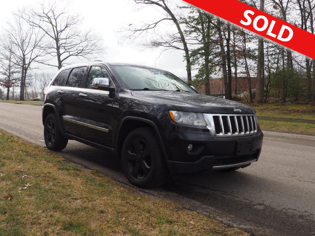 2013 Jeep Grand Cherokee Limited  - 626085  - Classic Auto Sales