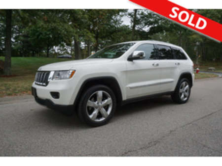 2012 Jeep Grand Cherokee Overland for Sale  - 237559  - Classic Auto Sales