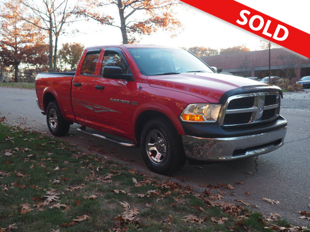 2012 Ram 1500  - Classic Auto Sales