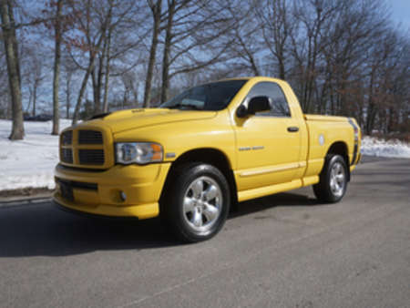 2005 Dodge Ram 1500 SLT Rumble Bee for Sale  - W-13570  - Classic Auto Sales