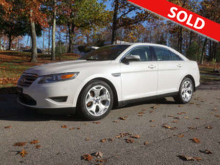 2012 Ford Taurus SEL for Sale  - 136945  - Classic Auto Sales