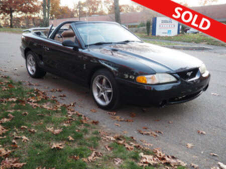 1995 Ford Mustang COBRA for Sale  - 186007  - Classic Auto Sales
