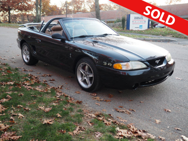 1995 Ford Mustang  - Classic Auto Sales