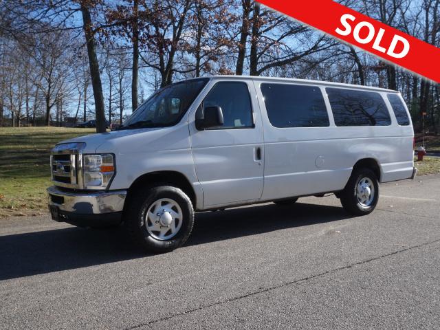 2012 Ford E-Series Wagon  - Classic Auto Sales