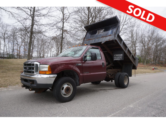 1999 Ford F-350 Super Duty XLT  - XED54283  - Classic Auto Sales