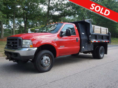 2004 Ford F-450 XL for Sale  - A50135  - Classic Auto Sales