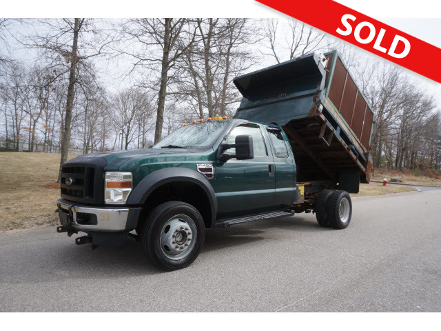2008 Ford F-450 Super Duty  - 8EC58608  - Classic Auto Sales