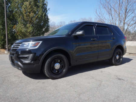 2016 Ford Explorer Police Interceptor for Sale  - W-13408  - Classic Auto Sales