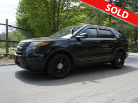2015 Ford Explorer Police Interceptor for Sale  - W-13625  - Classic Auto Sales