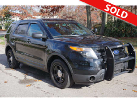 2014 Ford Explorer Police Interceptor for Sale  - A44836  - Classic Auto Sales