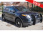 2014 Ford Explorer Police Interceptor  - A44836  - Classic Auto Sales