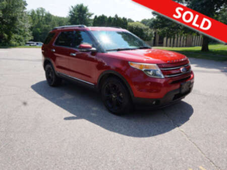 2013 Ford Explorer Limited for Sale  - C11946  - Classic Auto Sales
