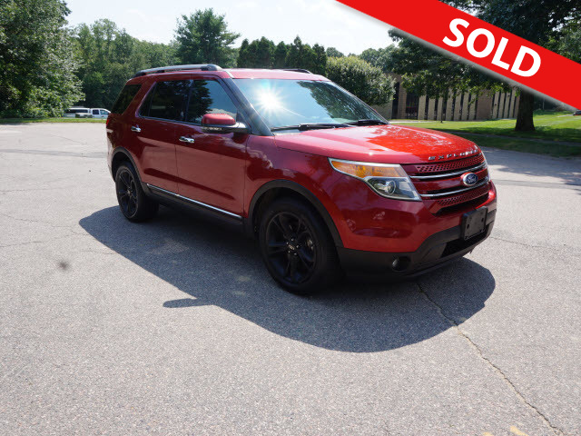 2013 Ford Explorer Limited  - C11946  - Classic Auto Sales