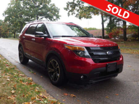 2014 Ford Explorer Sport for Sale  - EGA57382  - Classic Auto Sales