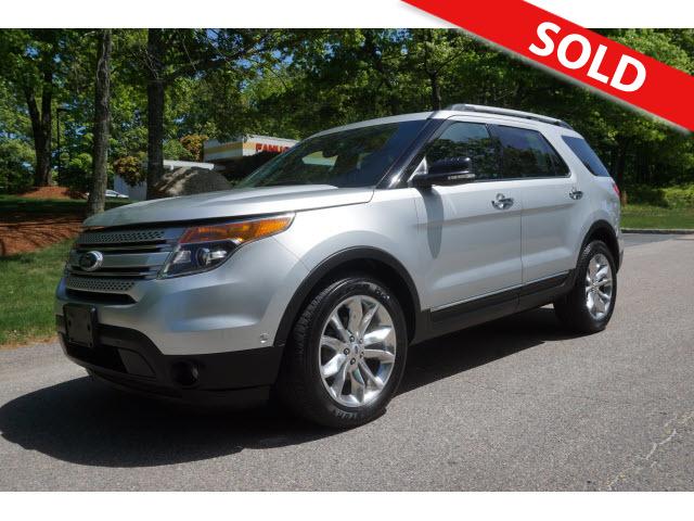 2012 Ford Explorer  - Classic Auto Sales