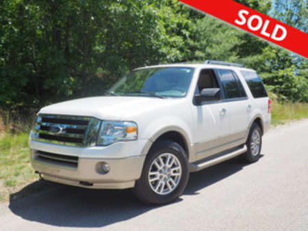 2010 Ford Expedition Eddie Bauer for Sale  - W-13655  - Classic Auto Sales
