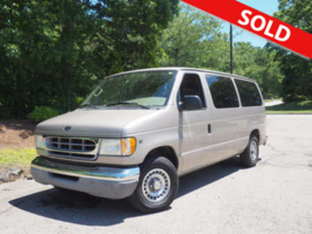 2002 Ford E-Series Wagon E-150 XLT for Sale  - W-13656  - Classic Auto Sales