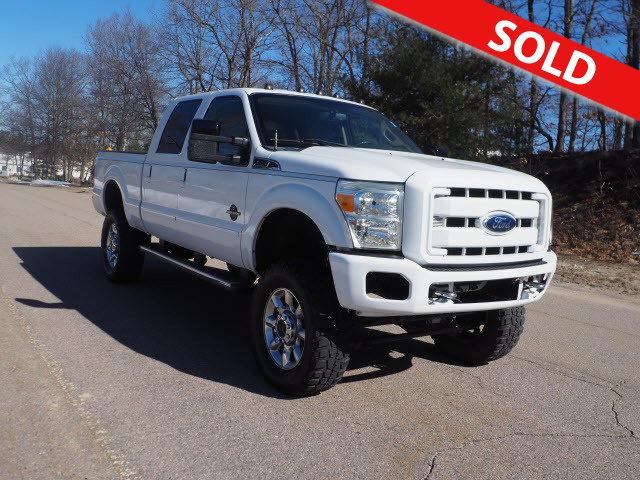 2011 Ford F-250 Super Duty Lariat  - C59969  - Classic Auto Sales