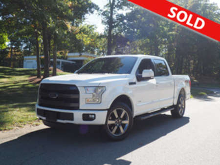 2016 Ford F-150 Lariat for Sale  - F87261  - Classic Auto Sales