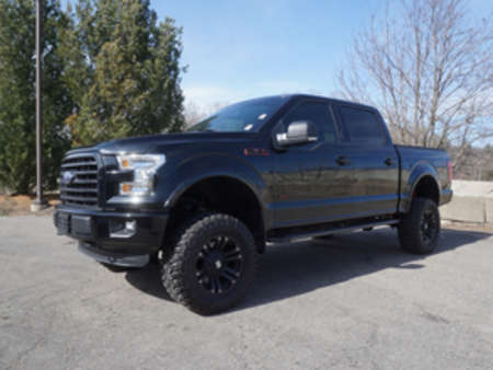 2016 Ford F-150 XLT Apperance Package for Sale  - W-13584  - Classic Auto Sales