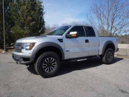 2012 Ford F-150 SVT Raptor for Sale  - W-13580  - Classic Auto Sales