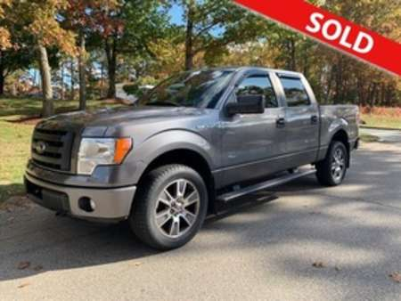 2014 Ford F-150 STX for Sale  - EFC38836  - Classic Auto Sales