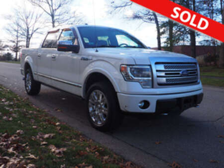 2013 Ford F-150 Platinum for Sale  - B80746  - Classic Auto Sales
