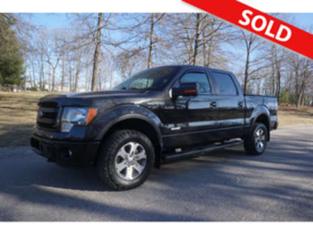 2013 Ford F-150 FX4 for Sale  - DFB25929  - Classic Auto Sales