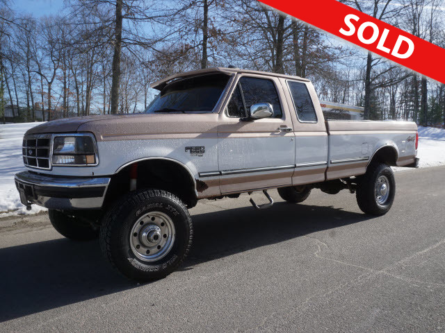 1997 Ford F-250 XLT  - C72828  - Classic Auto Sales
