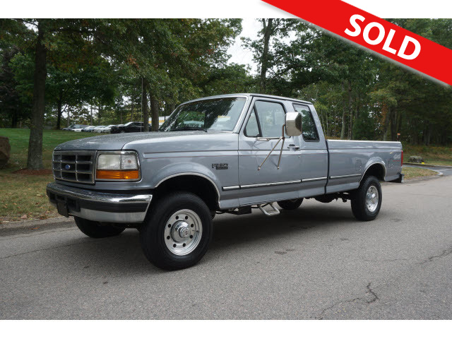 1997 Ford F-250 Heavy Duty  - C16432  - Classic Auto Sales